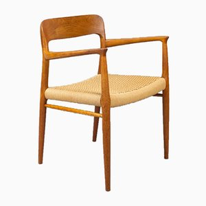 Model 56 Dining Chair by Niels Otto Møller for J.L. Møllers, 1960s