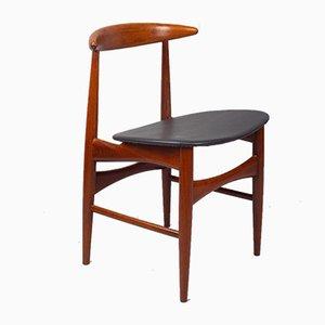 Chaise de Salon en Teck par Arne Hovmand-Olsen pour Mogens Kold, Danemark, 1960s