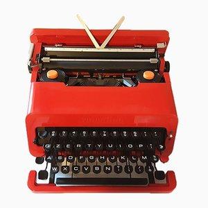 Máquina de escribir Mid-Century de Ettore Sottsass para Olivetti, años 60