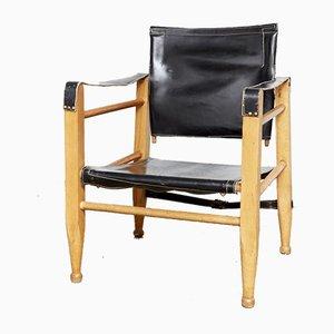 Safari Chair von Aage Bruun & Søn, 1950er