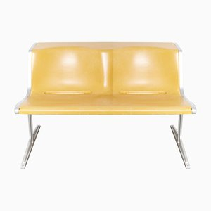 Olympia Bench by Friso Kramer for Wilkhahn, 1970s