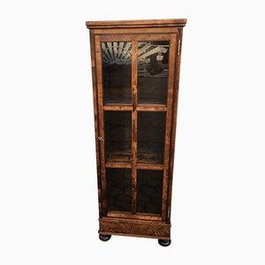 Sideboard aus Glasiertem Nussholz, 1920er