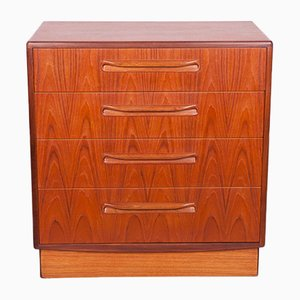 Mid-Century Chest of Drawers by Victor Wilkins for G-Plan, 1960s