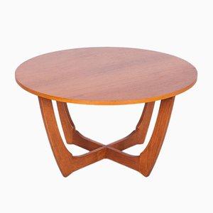 Table Basse Mid-Century en Teck, Royaume-Uni, 1960s