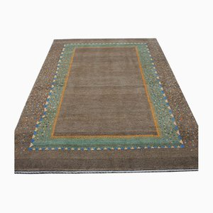 Persian Modern Wool Gabbeh Ghashghai Carpet, 2001