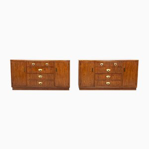 Dressers from Drexel Heritage, 1974, Set of 2