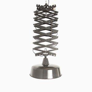 Scissor Ceiling Lamp, 1930s