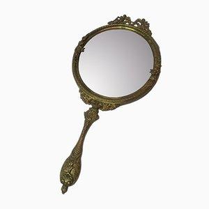 Miroir de Poche en Bronze