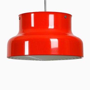 Große Mid-Century Bumling Deckenlampe von Anders Pehrson für Ateljé Lyktan