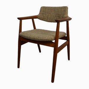 Modell GM11 Armlehnstuhl von Svend Åge Eriksen für Glostrup, 1960er