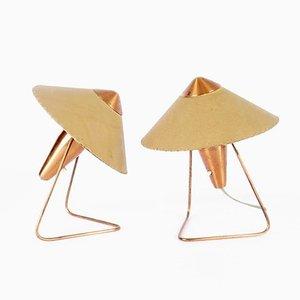 Table Lamps by Helena Frantova, 1950s, Set of 2