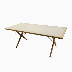 Table de Salle à Manger Mid-Century Modèle AT303 par Hans J. Wegner pour Andreas Tuck