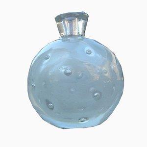 Vaso piccolo rotondo in vetro di Murano di Barovier & Toso, anni '50