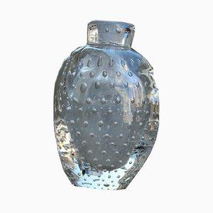 Murano Glasflasche von Barovier, 1940er