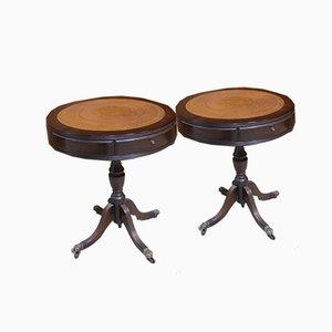 Antique Tables, Set of 2
