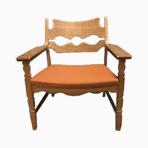 Razor Chair von Henning Kjærnulf für Nyrup Mobelfabrik, 1960er