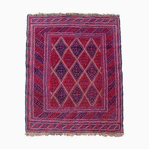 Afghanischer Vintage Mashwani Teppich, 1970er