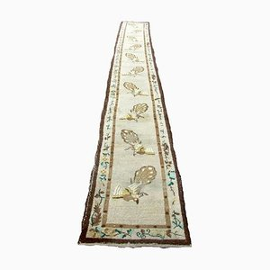 Antique Art Deco Chinese Runner, 1930s