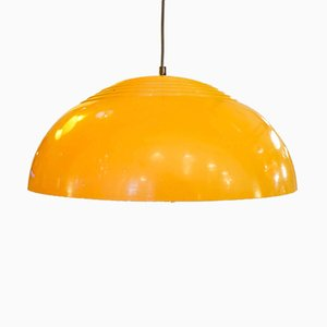 AJ Pendant Lamp by Arne Jacobsen for Louis Poulsen, 1950s