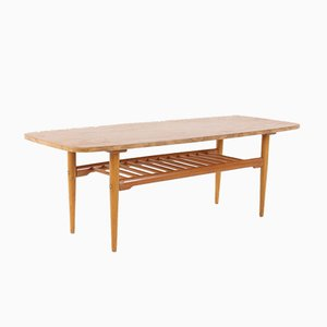 Scandinavian Style Coffee Table, 1960s