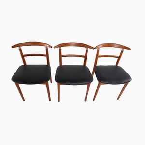 Danish Rosewood Dining Chairs by Helge Sibast for Sibast, 1962, Set of 6