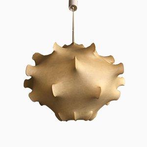 Lampe à Suspension Cocoon par Achille & Pier Giacomo Castiglioni pour Flos, 1960s