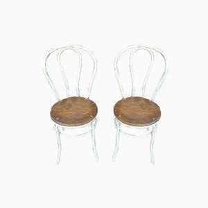 Chaises de Jardin Vintage, Set de 2