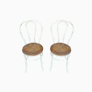 Vintage Garden Chairs, Set of 2