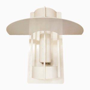 Lampada da parete Saturn di J. Lepper per Louis Poulsen, anni '80