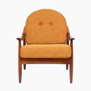 Teak Bentwood Armchair from Greaves & Thomas, 1960s