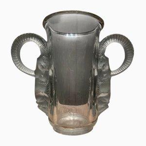 Thibet Vase von R.Lalique für Lalique, 1931