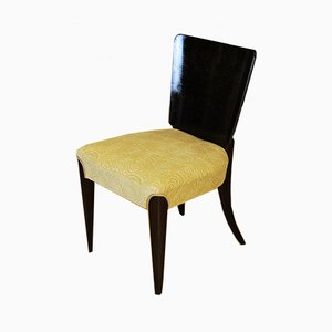 Art Deco Model H214 Dining Chairs by Jindřich Halabala for UP Zavody, 1930s, Set of 6