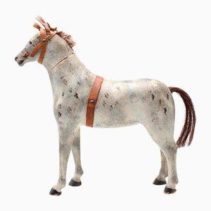 Antique Swedish Wooden Horse