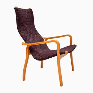 Vintage Primo Armchair by Yngve Ekstrom for Swedese, 1970s