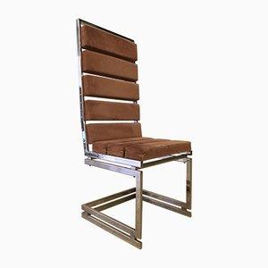Chaises de Salon par Romeo Rega, 1970s, Set de 4