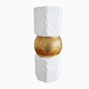 Vase Bubble en Porcelaine de KPM Royal, 1970s