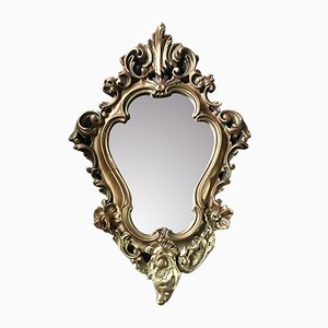 English Plaster Frame Mirror, 1990s
