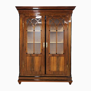19th Century Biedermeier Austrian Display Cabinet