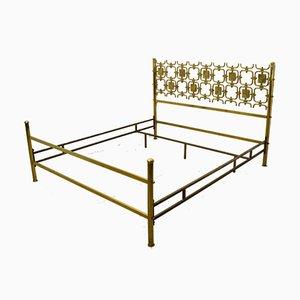 Brass Bed by Osvaldo Borsani & Arnaldo Pomodoro, 1960s