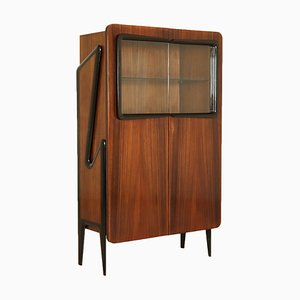 Vintage Italian Display Cabinet by Ico Parisi for Rizzi, 1950s