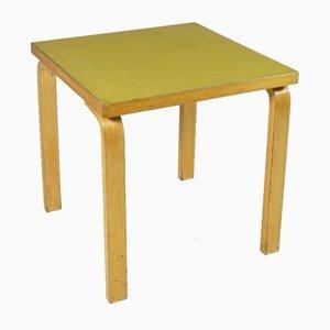 Table d'Appoint par Alvar Aalto pour Artek, 1950s