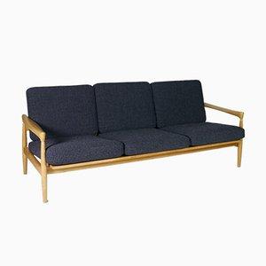 Mid-Century Oak Sofa by Erik Wørts for Bröderna Andersson, 1960s
