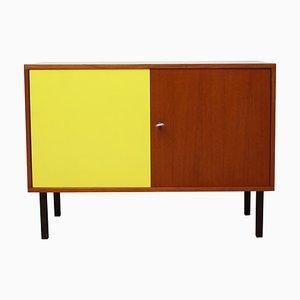 Kleines Teak & Formica Sideboard, 1960er