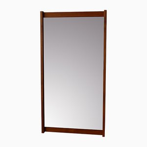 Vintage Danish Teak Model 306 Mirror from Aksel Kjersgaard