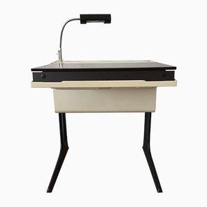 Plastic Desk by Luigi Colani for Flötotto, 1970s