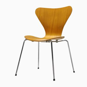 Vintage Butterfly Series 7 Dining Chair by Arne Jacobsen