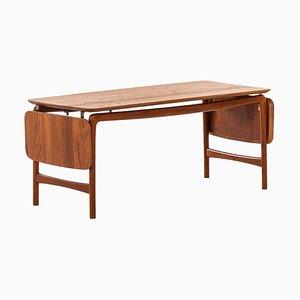 Teak Model FD 15/54 Coffee Table by Peter Hvidt & Orla Mølgaard-Nielsen, 1956