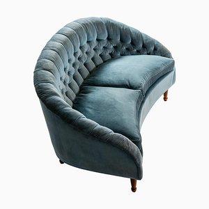 Schwedisches Sofa von Carl Cederholm für Stil & Form, 1940er