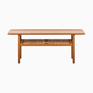 Table Basse Modèle AT-10 par Hans J. Wegner pour Andreas Tuck, Danemark, 1950s