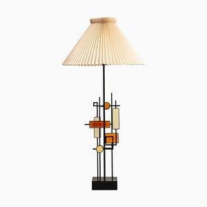 Dänische Stehlampe von Svend Aage Holm Sørensen für Holm Sørensen & Co, 1950er
